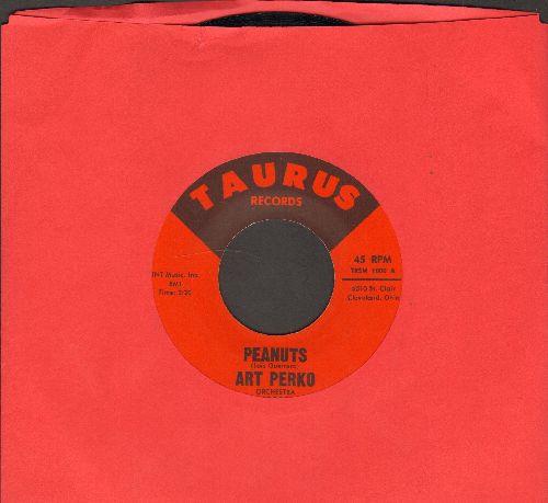 Perko, Art - Peanuts/Perko's Polka - M10/ - 45 rpm Records