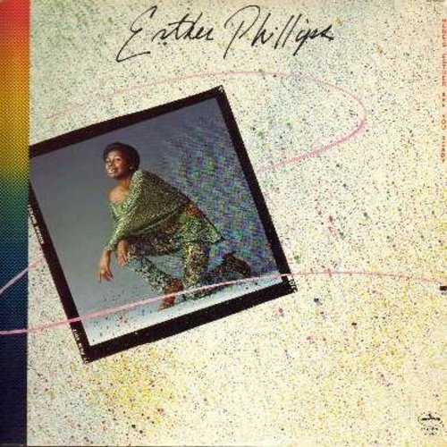 Phillips, Esther - Here's Esther…Are You Ready: Philadelphia Freedom, Our Day Will Come, I'll Close My Eyes, Mr. Melody (Vinyl STEREO LP record) - NM9/EX8 - LP Records