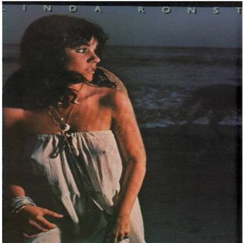 Ronstadt, Linda - Hasten Down The Wind: That'll Be The Day, Rivers Of Babylon, Crazy, Try Me Again (Vinyl STEREO LP record, gate-fold cover) - EX8/VG7 - LP Records