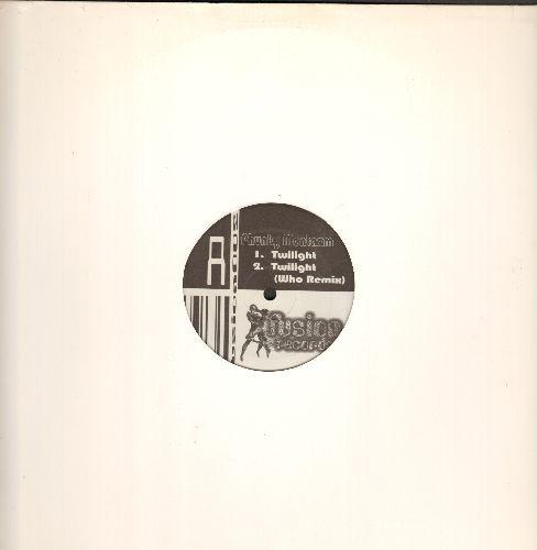 Phunky Mentazm  - Rejoice/Twilight (Vinyl Maxi Record) - NM9/ - Maxi Singles