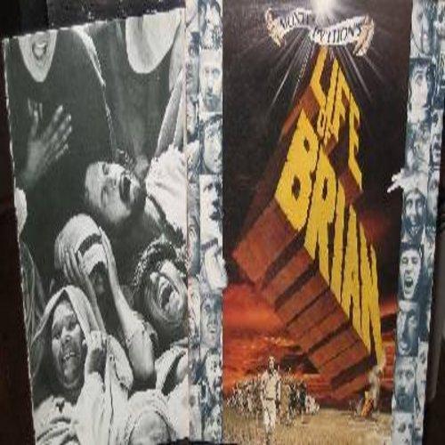 Monty Python - Monty Python's Life Of Brian - Original Motion Picture Sound Track (Vinyl LP record) - NM9/NM9 - LP Records