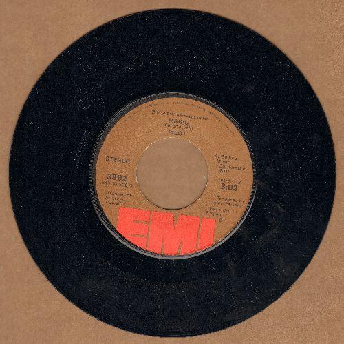 Pilot - Magic/Let It Be Me - NM9/ - 45 rpm Records