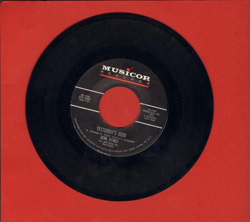 Pitney, Gene - Yesterday's Hero/Cornflower Blue (sol) - VG7/ - 45 rpm Records