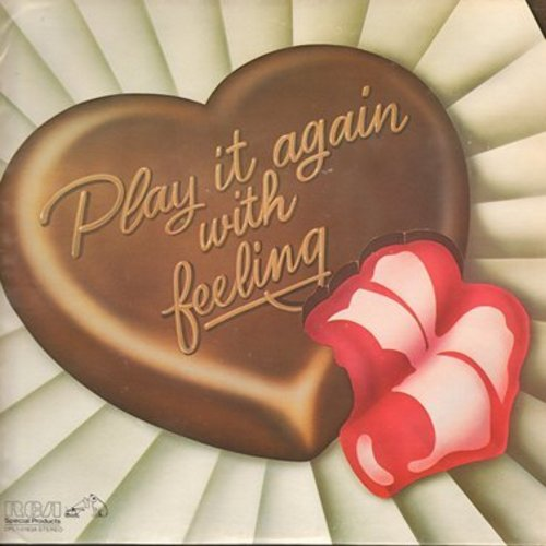 Albert, Morris, Jack Jones, Nilsson, others - Play It Again With Feeling: Feelings, If, Without You, Sunshine On My Shoulders (Vinyl STEREO LP record, RCA Special Products) - M10/EX8 - LP Records