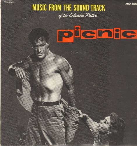 Columbia Pictures Orchestra - Picnic - Original Motion Picture Soundtrack (Vinyl LP record, 1977 issue of vintage recordings) - NM9/NM9 - LP Records