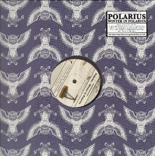 Polarius - Winter In Polarius: Nemo Airfield/Falling Snow/Introperspectivity/Trucking the Mthreefive/Up North/On The Seaside (12 inch Maxi Single, RARE EU Import, SEALED, never opened!) - SEALED/SEALED - Maxi Singles