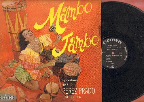 Prado, Perez & His Orchestra - Mambo Jambo: Mambo #5, Patricia, Cherry Pink And Apple Blossom White (Vinyl MONO LP record) - VG7/VG6 - LP Records
