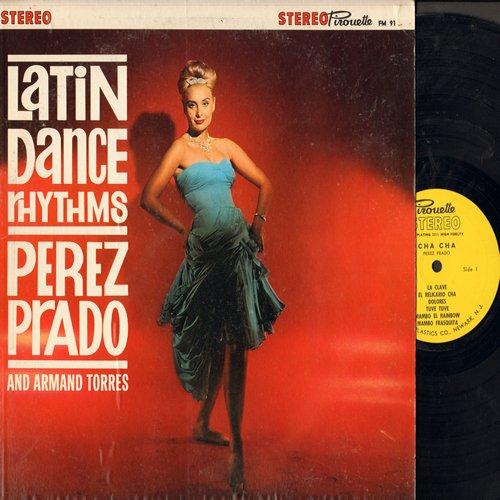 Prado, Perez - Cha Cha: Mambo El Rainbow, Mambo Frasquita, Chiquita Mia, Dolores, Asi Asi, Mambo Fandango (Vinyl STEREO LP record) - NM9/VG7 - LP Records