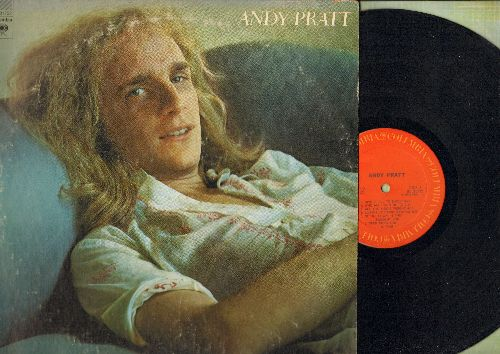 Pratt, Andy - Andy Pratt: Avenging Annie, Give It All The Music, Who Am I Talking To, Deer Song (vinyl STEREO LP record) - NM9/VG6 - LP Records