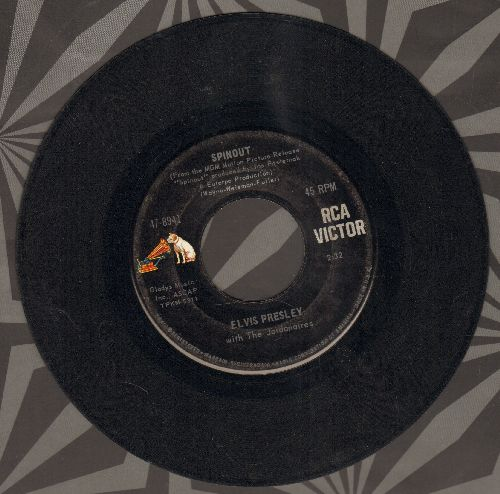 Presley, Elvis - Spinout/All That I Am - VG7/ - 45 rpm Records