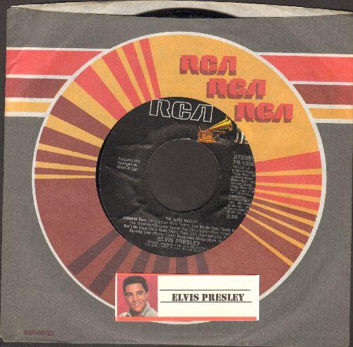 Presley, Elvis - The Elvis Medley/Always On My Mind - NM9/ - 45 rpm Records
