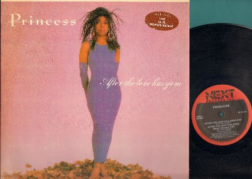 Princess - After The Love Has Gone (Vinyl Maxi) - NM9/EX8 - LP Records