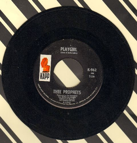 Prophets - Playgirl/Patricia Ann  - NM9/ - 45 rpm Records
