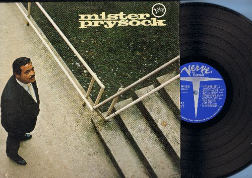 Prysock, Arthur - Mister Prysock: I Don't Stand A Ghost Of A Chance, Cottage For Sale, Song From Moulin Rouge, I'm Through With Love (Vinyl MONO LP record, NICE condition! - small bb in lower corner of cover) - M10/EX8 - LP Records