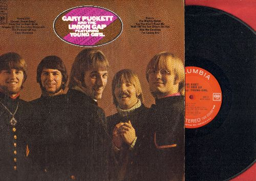 Puckett, Gary & The Union Gap - Gary Puckett & The Union Gap Featuring Young Girl: Lady Madonna, The Mighty Quinn, Honey (vinyl STEREO LP record) - NM9/EX8 - LP Records