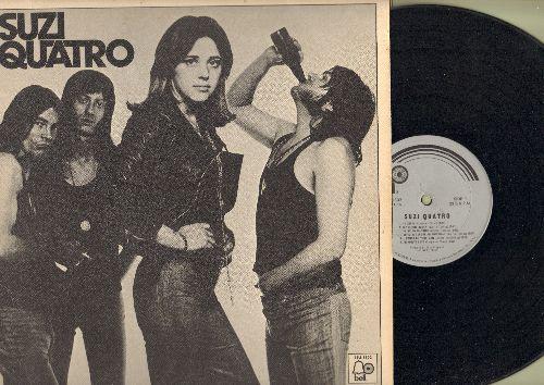 Quatro, Suzi - Suzi Quatro: 48 Crash, Glycerine Queen, All Shook Up, Can The Can, Shakin' All Over (Vinyl STEREO LP record) - EX8/EX8 - LP Records