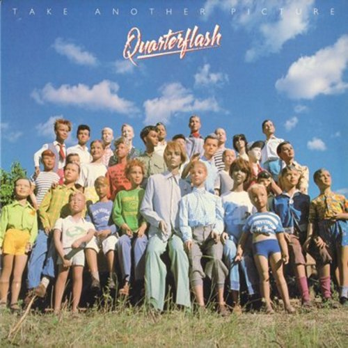 Quarterflash - Take Another Picture: Take Me To Heart, It Don't Move Me, Shakin' The Jinx, It All Becomes Clear, Make It Shine (Vinyl STEREO LP record) - M10/EX8 - LP Records