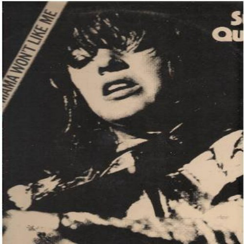 Quatro, Suzi - Your Mama Won't Like Me: Fever, Can't Trust Love, Strip Me, Paralysed (Vinyl STEREO LP record) - M10/EX8 - LP Records