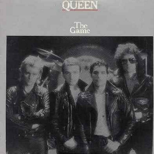 Queen - The Game: Play The Game, Dragon Attack, Another One Bites the Dust, Need Your Loving Tonight, Crazy Little Thing Called Love, Rock it, Don't Try Suicide, Sail Away Sweet Sister, Coming Soon, Save Me (Vinyl Lp Record) - VG7/VG7 - LP Records