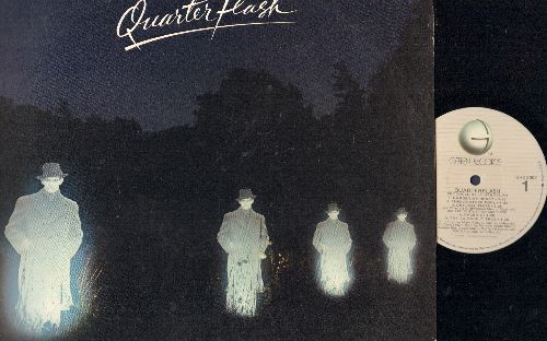 Quarterflash - Quarterfalsh: Harden My Heart, Find Another Fool, Right Kind Of Love, Cruisin' With The Deuce (vinyl STEREO LP record) - NM9/EX8 - LP Records