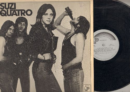 Quatro, Suzi - Suzi Quatro: 48 Crash, Can The Can, All Shook Up, Glycerine Queen (vinyl LP record) - VG7/VG6 - LP Records