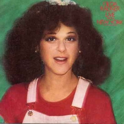 Radner, Gilda - Live From New York: Gilda Radner's best-loved comedy characters, including Roseanne Roseannadanna, Miss Emily Litella, Lisa Loopner and more on one vinyl LP record  (promo) - NM9/VG7 - LP Records