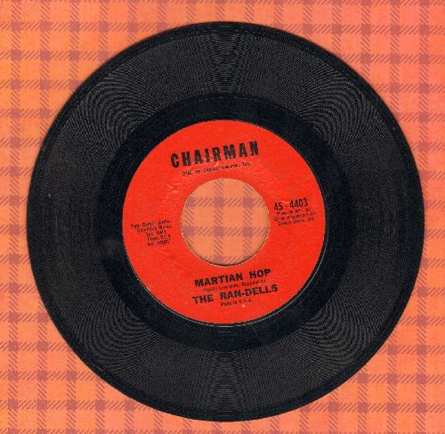 Ran-Dells - Martian Hop (Halloween Party Favorite!)/Forgive Me Darling (I Have Lied)  - EX8/ - 45 rpm Records