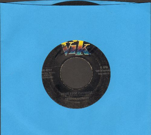 Randazzo, Teddy - Next Stop Paradise/How Could You Know?0 - VG7/ - 45 rpm Records