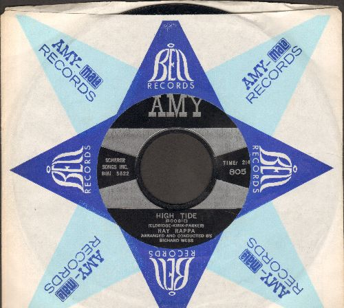 Rappa, Ray - High Tide (Boogie)/Let's Face It (MINT condition with vintage Amy company sleeve) - M10/ - 45 rpm Records