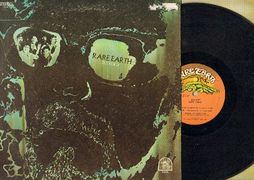 Rare Earth - Ecology: Born To Wander, Long Time Leavin', (I Know) I'm Losing You, Eleanor Rigby (vinyl STEREO LP record) - EX8/VG7 - LP Records