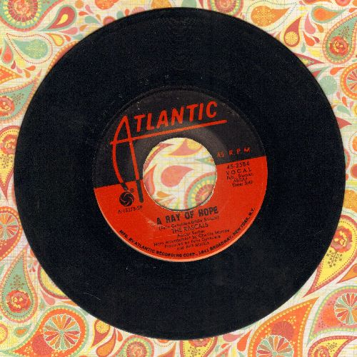 Rascals - A Ray Of Hope/Any Dance;ll Do! - EX8/ - 45 rpm Records