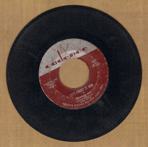 Ray, Johnnie - Let's Forget It Now/In The Heart Of A Fool - VG6/ - 45 rpm Records