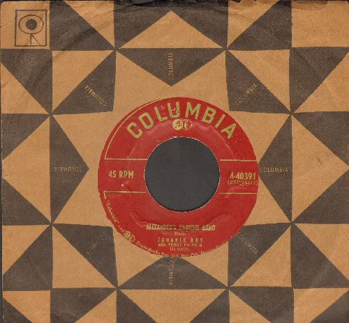 Ray, Johnnie - Alexander's Ragtime Band/If You Believe (with Columbia company sleeve) - EX8/ - 45 rpm Records