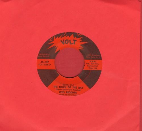 Redding, Otis - The Dock Of The Bay/Sweet Lorene  - VG6/ - 45 rpm Records