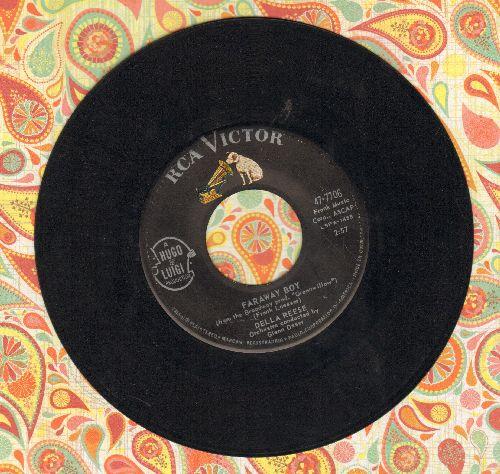 Reese, Della - Faraway Boy/Someday  - VG7/ - 45 rpm Records