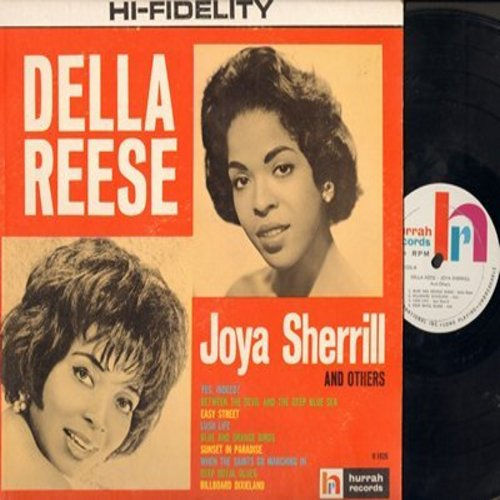 Reese, Della, Joya Sherill, others - Della Reese - Joya Sherrill & Others: Easy Street, Lush Life, When The Saints Go Marching In, Deep Royal Blues (Vinyl MONO LP record) - NM9/EX8 - LP Records