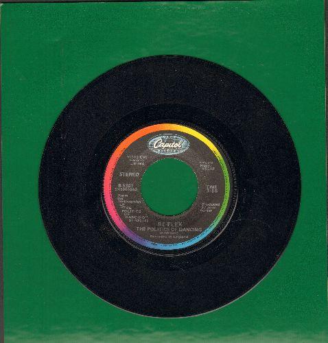 Re-Flex - The Politics Of Dancing/Glex It!  - NM9/ - 45 rpm Records