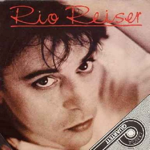 Reiser, Rio - Koenig von Deutschland/Alles Luege/Junimond/Blinder Passagier (Vinyl EP record with picture cover, GDR Pressing, sung in German) - NM9/VG7 - 45 rpm Records