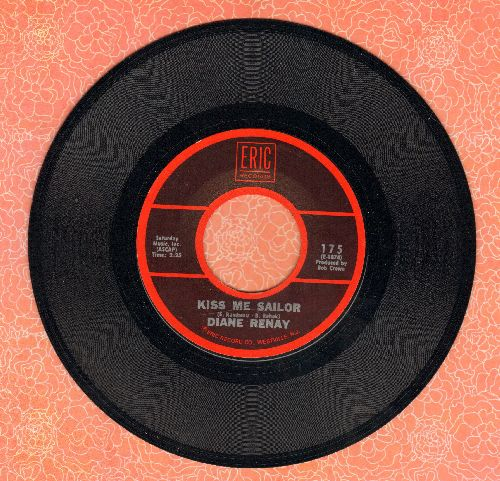 Renay, Diane - Navy Blue/Kiss Me Sailor (double-hit re-issue, MINT condiotion!) - M10/ - 45 rpm Records