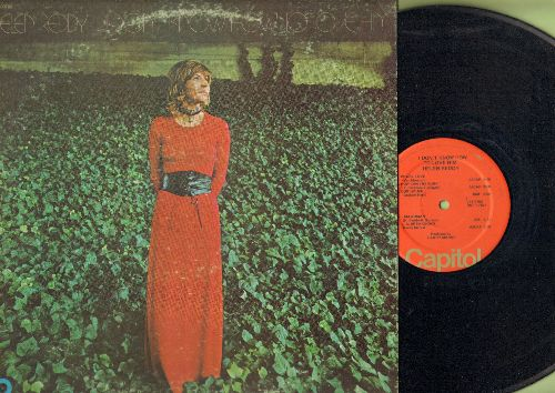 Reddy, Helen - I Don't Know How To Love Him: I Am Woman, I Believe In Music (vinyl STEREO LP record) - EX8/VG6 - LP Records