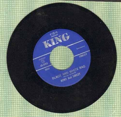 Reno & Smiley - Black And White Rag/Dill Pickles - NM9/ - 45 rpm Records