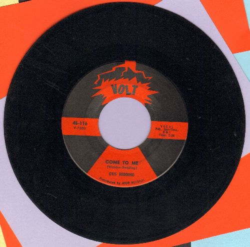 Redding, Otis - Don't Leave Me This Day/Come To Me - VG7/ - 45 rpm Records