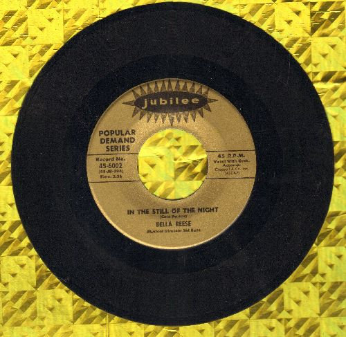 Reese, Della - In The Still Of The Night/Years From Now (gold label early double-hit reissue) - EX8/ - 45 rpm Records