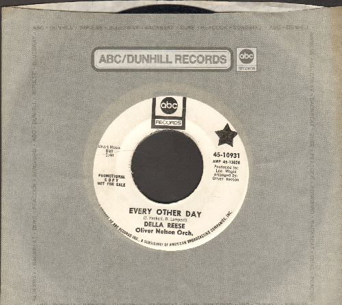 Reese, Della - Every Other Day/Soon (DJ advance pressing with ABC company sleeve) - EX8/ - 45 rpm Records