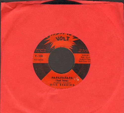 Redding, Otis - Fa-Fa-Fa-Fa-Fa/Good To Me - VG7/ - 45 rpm Records