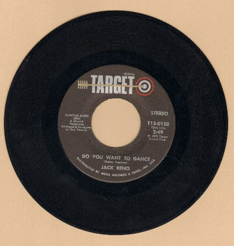Reno, Jack - Do You Want To Dance/I Get So Lonely - NM9/ - 45 rpm Records