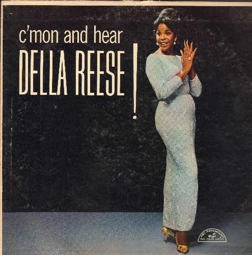 Reese, Della - C'Mon And Hear Della Reese!: After Loving You, It's Magic, A Lover's Prayer, I Need You So, Her Little Heart Went To Loveland (Vinyl MONO LP record) - NM9/VG7 - LP Records