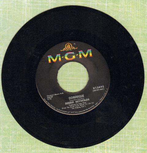 Reynolds, Debbie - Dominique/Brother John - NM9/ - 45 rpm Records