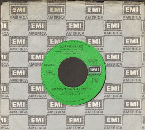 Richard, Cliff - We Don't Talk Anymore/Count Me Out - NM9/ - 45 rpm Records
