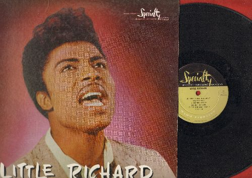Little Richard - Little Richard: Keep A Knockin', Send Me Some Lovin', Baby Face, The Girl Can't Help It, Good Golly Miss Molly (Vinyl MONO LP record) - VG7/VG7 - LP Records